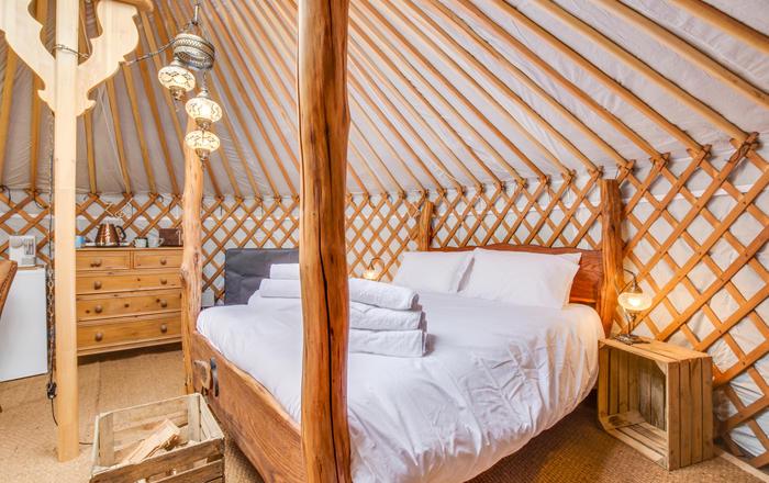 Curlew  Yurt, Askrigg