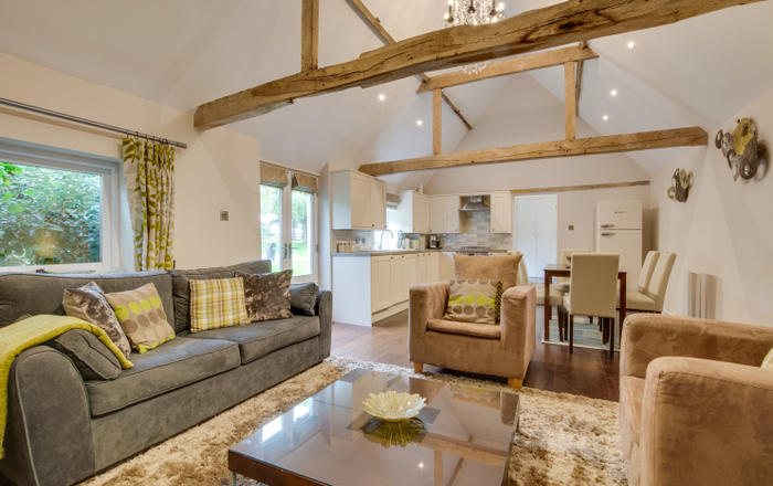 Stag Lodge, Chiddingstone