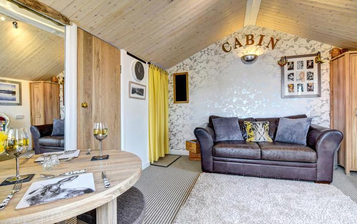 Dart View Cabin, Totnes