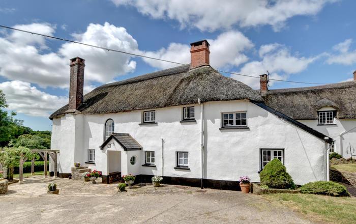 Nethercott Manor, Rose Ash