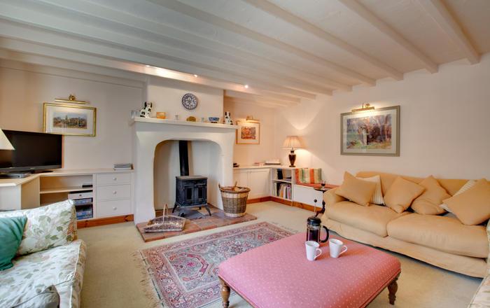 Byre Cottage, Langham