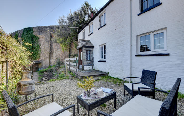 Prospect Cottage, Lynmouth