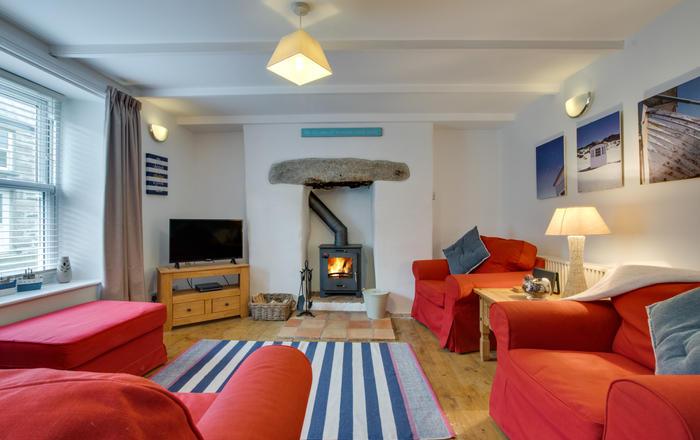 Sea Salt Cottage, Porthleven