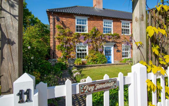 Ivy Farmhouse, Mundesley