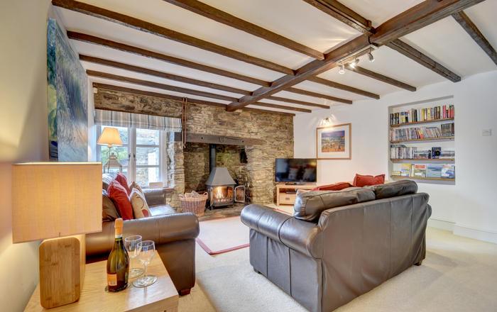 Davids Cottage, Croyde