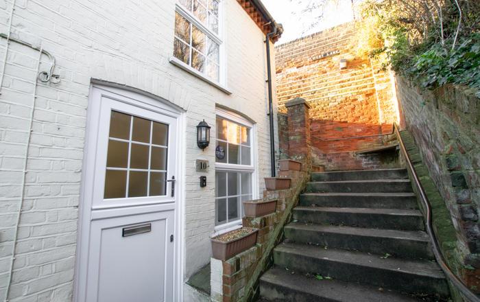Top Step Cottage, Aldeburgh