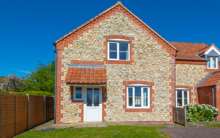 Pebble Cottage, Little Walsingham