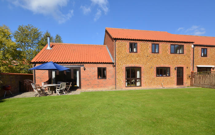 Tuesday House, Sedgeford