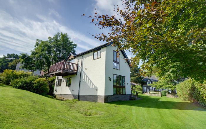 2 Derw Cottages, Caersws