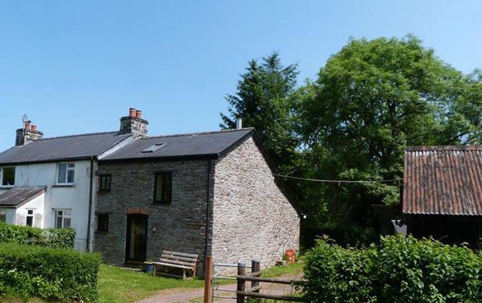 Abereithrin Cottage, Brecon
