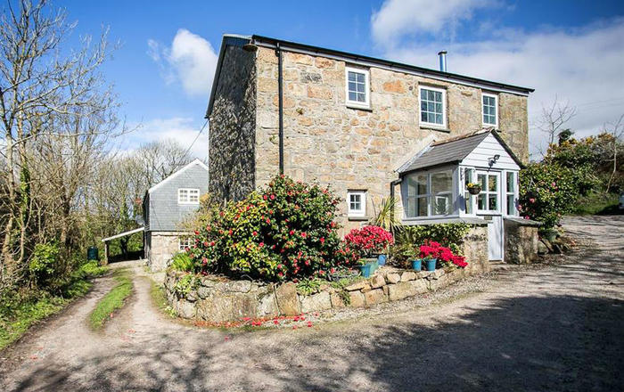 Carthew Mill Cottage, Penzance
