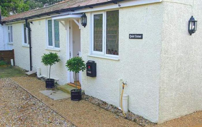 Quiet Corner Cottage,