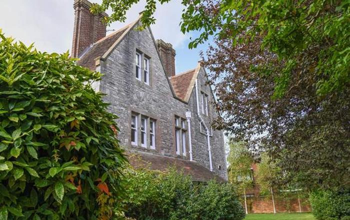 Glebe House,