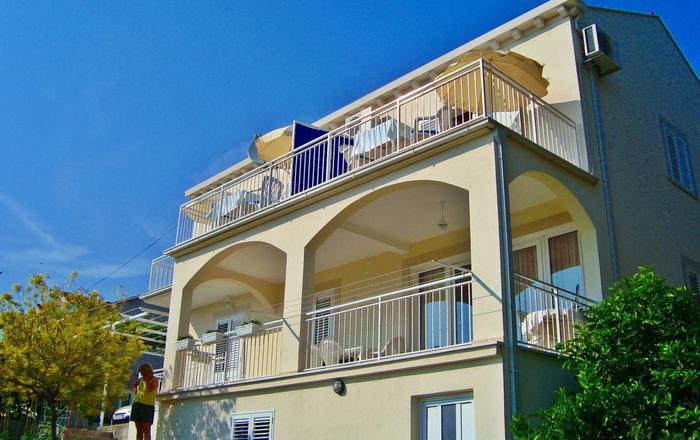Studio apartment Mat A3 Mlini, Riviera Dubrovnik, Srebreno