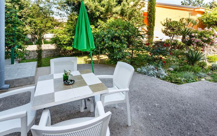 Apartment Vera A1 Baska, Island Krk, Baška