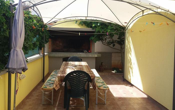 Apartment Vanja A1 Vir, Zadar riviera, Vir