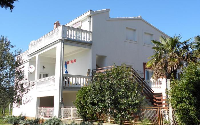 Studio apartment Gorda A2 Zadar, Zadar riviera, Zadar