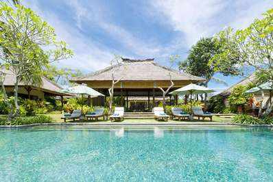 Surya Damai - Bali villa
