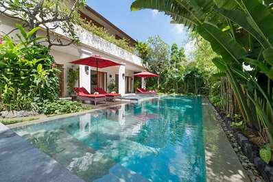 Kalimaya IV - Bali villa