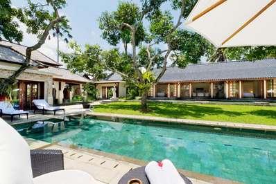 Villa San - Bali villa