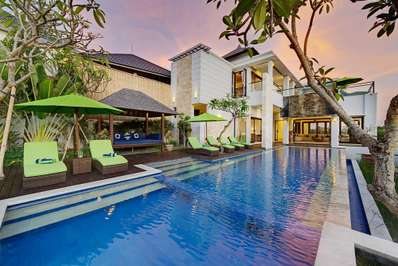 Villa Luwih - Bali villa