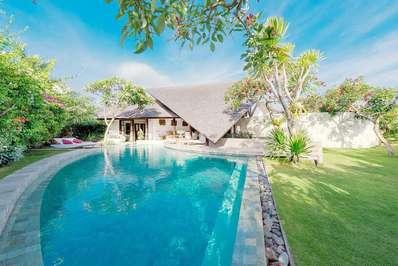 The Layar Villa 10 - Bali villa