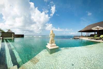 Bayu Gita Beach Front - Bali villa