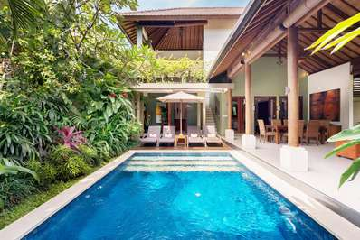 Villa Ubud - Bali villa