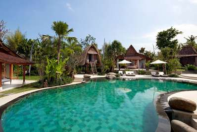 Villa Sati - Bali villa