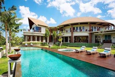 Villa Umah Daun - Bali villa