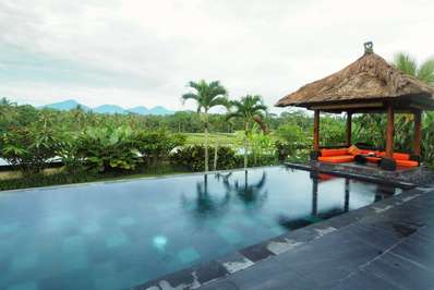 Villa Rumah Lotus - Bali villa