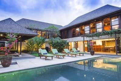 Bayu Gita Residence - Bali villa