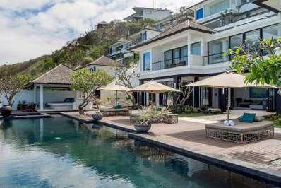 Villa Grand Cliff Nusa Dua