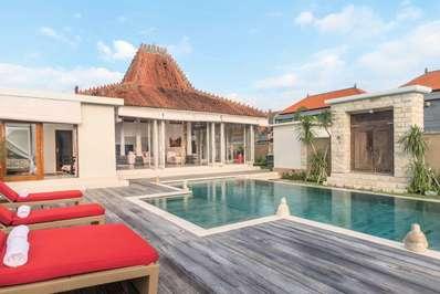 Villa Manggala - Bali villa