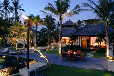 Ombak Luwung Beachfront Estate - Bali villa