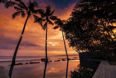 Villa Manis Beachfront - Bali villa