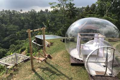 The Bubble - Bali villa