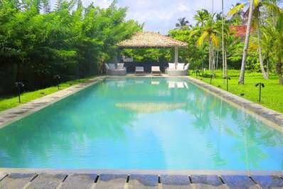 Siri Wedamedura - South and South East Sri Lanka villa