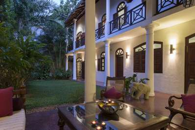 No 39 Lighthouse Street - Galle and surroundings villa