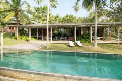 Walatta House - South and South East Sri Lanka villa