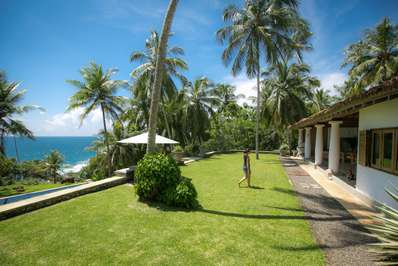 Wetakeiya House - South and South East Sri Lanka villa