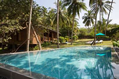 The Teak House - South and South East Sri Lanka villa