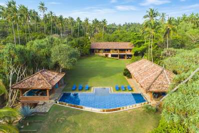 Lansiya - South and South East Sri Lanka villa