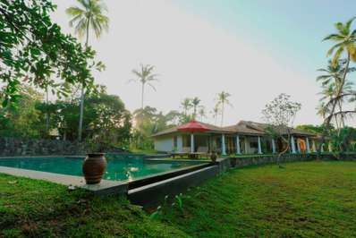 Koggala Lake House