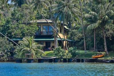 South Point Cottage - Koggala Lake and surroundings villa