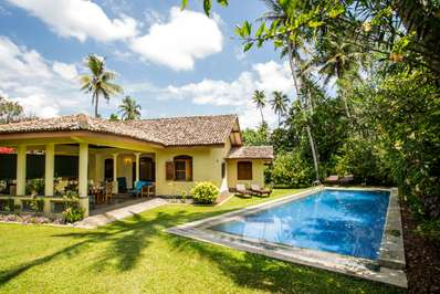 South Point Chalet - Galle and surroundings villa