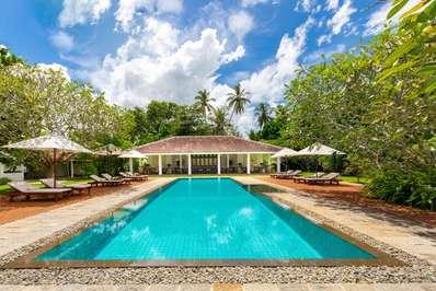Taru Villas - Rock Villa - Colombo and South West villa
