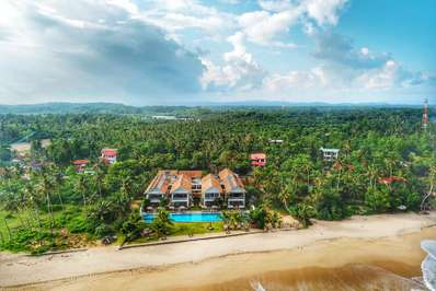 Sharavi Beach Villas - South and South East Sri Lanka villa