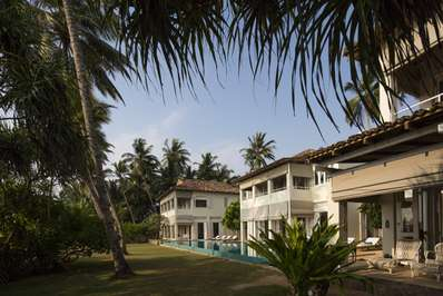 Sri Villas - Colombo and South West villa