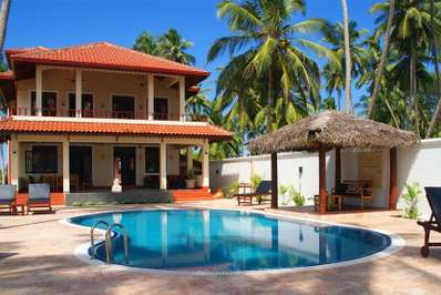 Lanka Beach Villa - South and South East Sri Lanka villa